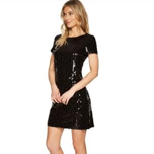 Calvin Klein Dresses - Calvin Klein Sequin Short Sleeve Dress